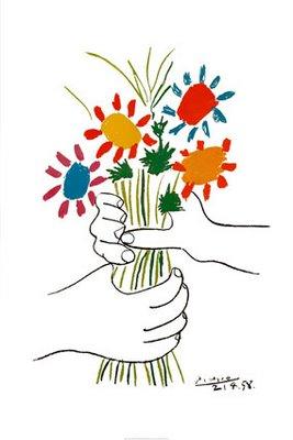 Flores - Picasso